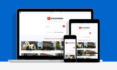 Webdesign 1schleusingen.de