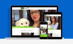 Homepage Friseurin Hin und Hair Waldau