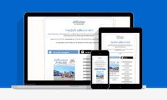 Webdesign Amtsblatt Schleusingen