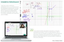 Virtuelle Schule virtuelles Klassenzimmer