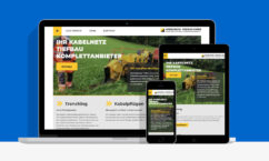 Kabelnetz Tiefbau GmbH – Eisfeld Sachsenbrunn