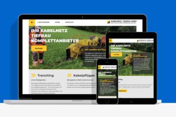 Kabelnetz Tiefbau GmbH